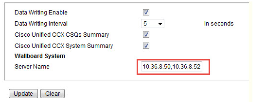Cisco UCCX Statistics Not Appearing in Wallboard - Variphy Cisco CDR